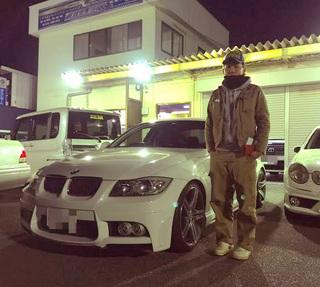 BMW320i中古車販売事例